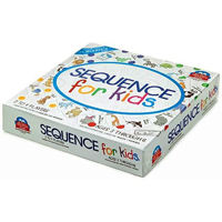 Picture of Jax Sequence Kids 8004 Card Game