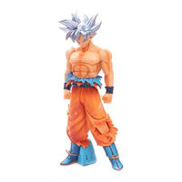 Picture of Dragon Ball Son Goku Ultra Instinct Garage Kit Figure Model