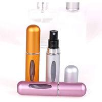 Picture of Xhnmao Portable Mini Perfume Bottles, 5ml, Shiny Pink