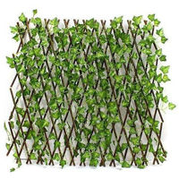 Picture of Bamboo Fencing for Garden Decoration, Green
