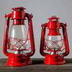 Kerosene Oil Lamp Retro Old Industrial Decoration Led Loft Creative Bedside Decorations New Chinese Classic (Sky Blue,Small) Online Shopping