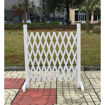 Picture of Flower Racks Solid Wood Retractable Fence Outdoor Cut Off Wall Flower Pots Climbing Garden Display Stand 2 Kinds Of Color, Multi-Size Optional Organizer