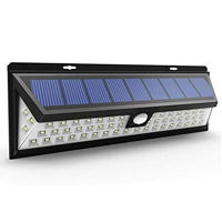 Picture of 54 Led Security Solar Light With 3 Leds Both Sides