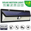 118 LED Solar Power Motion Sensor LED Garden Lamp with Security Online Shopping