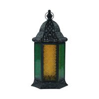 Picture of Moroccan Lantern for Decorations, Black