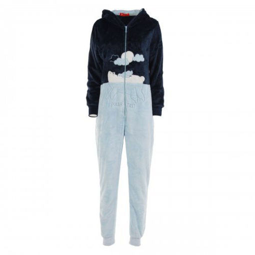 Joanna Ladies Overall Jumpsuit with Bedroom Shoes Online Shopping