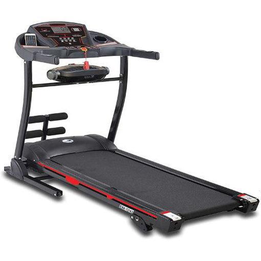 Sky Land Treadmill,  EM-1242, Black Online Shopping