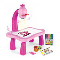 Picture of Learning Desk with Smart Projector Table Toy and Music Light, Pink