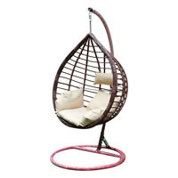 Picture of Swin Rattan Hammock Swing Chair - HO38-SF