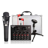 Picture of Recording Studio with Case 6-in-1 Series - V8