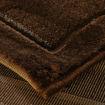 Mega Carpets Modern Decor Turkish Carpet - Dark Brown Online Shopping