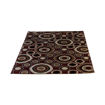 Mega Carpets Modern Zara 2 Turkish Carpet, Red Online Shopping