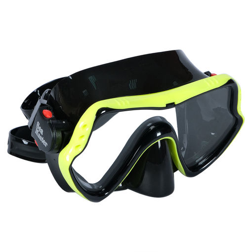 Tempered Glass Scuba Diving Mask Online Shopping
