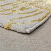 Mega Carpets Modern Sky Silk Turkish Carpet, Blue - 150 x 230cm Online Shopping