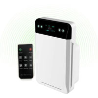 Picture of True HEPA Air Purifier with UV Sterilizing Light