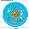 Sonia-520 Outdoor Water Sprinkler Mat for Kids - 170cm, Blue Online Shopping